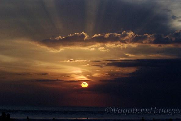 Bali sunset2