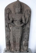 Statue of Parwati, Shiva's consort. This one was excavated from Timur region of East Java.
