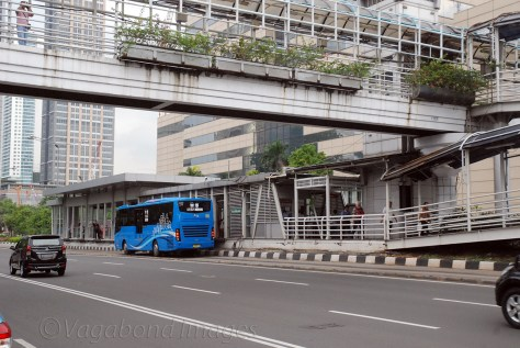 Bus Rapid Transit in Jakarta