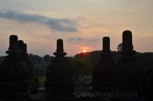 Prambanan Sunset10