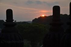 Prambanan Sunset16