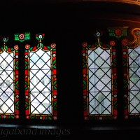Stunning Stained Glass Windows In Belgian Churches