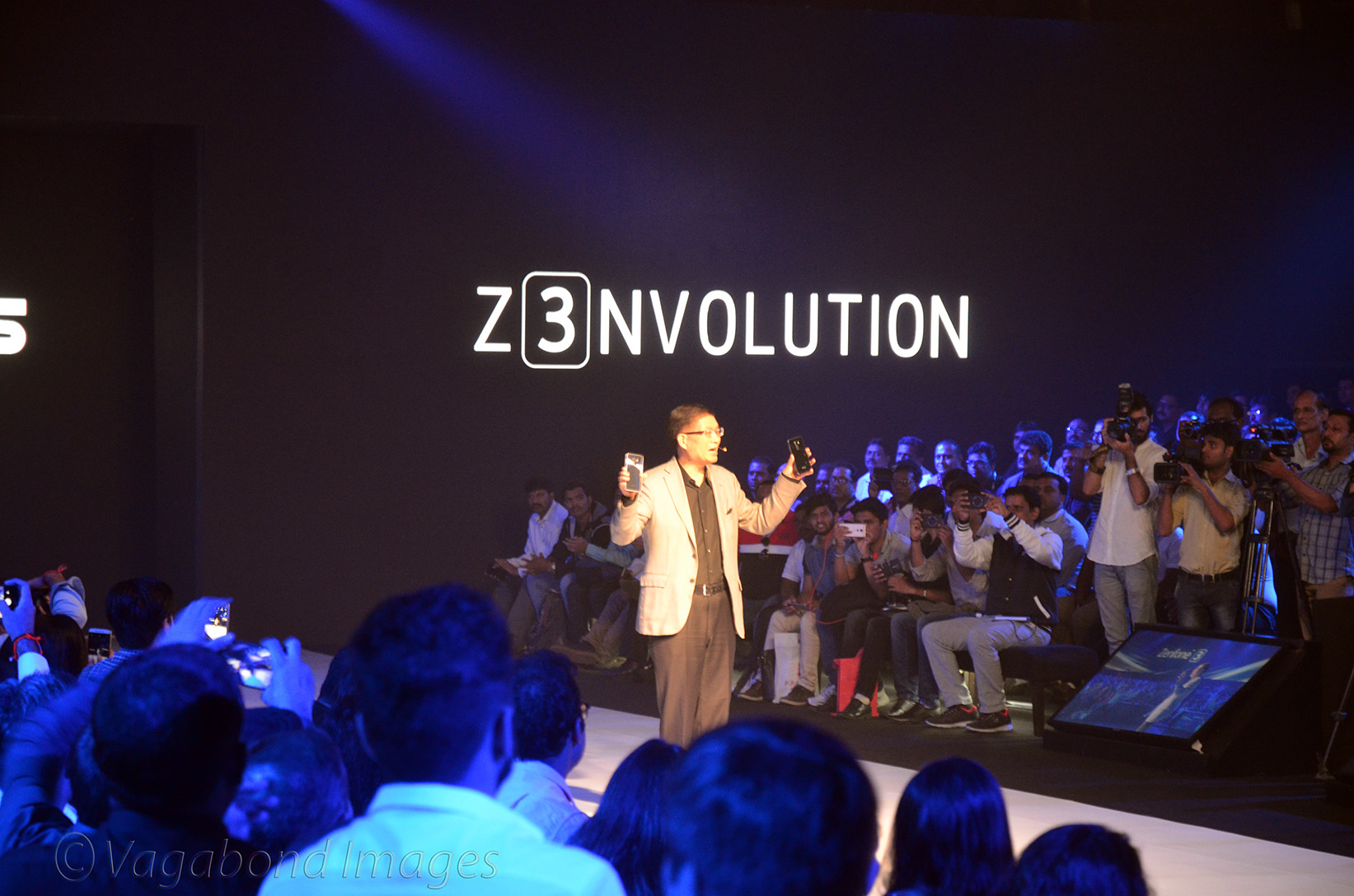 The leader himself - ASUS CEO Jerry Shen