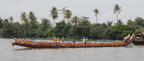 Kumarakom Boat Race