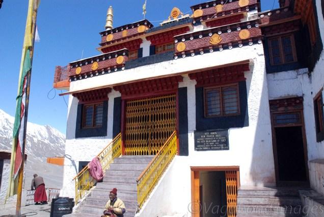 New prayer hall built in 2000