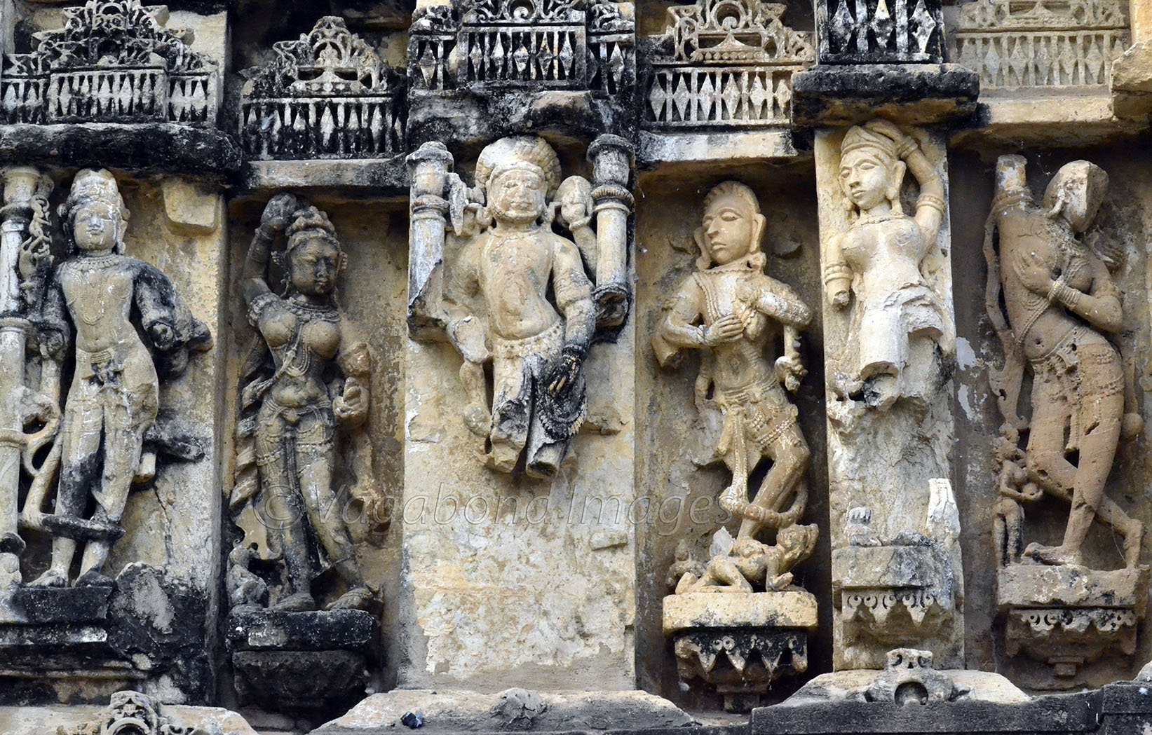 These have many similarities to Khajuraho