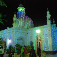 Visit to Haji Ali shrine is a bliss!