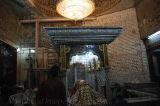 Haji Ali main sanctorum