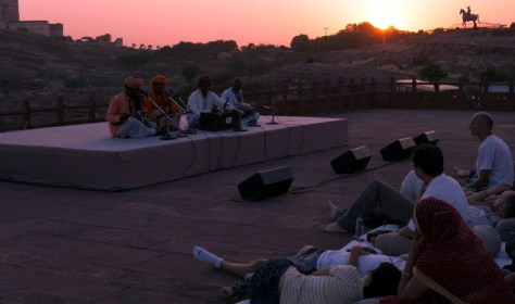 jodhpur riff ranked amongst the top 25 international music festivals in the world is back again this year to enthral music lovers
