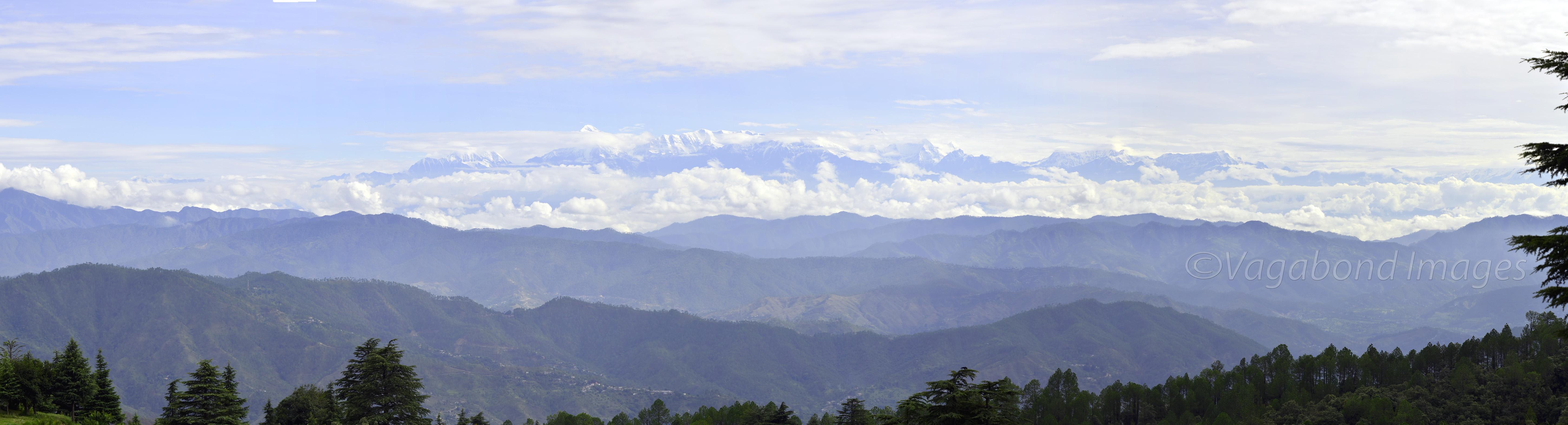 Kumaon Himalayas Peak