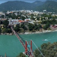 Charm that brings me again, and again to Rishikesh