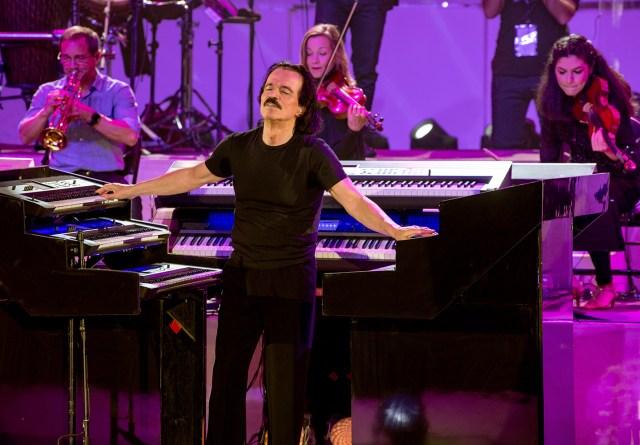 Master Composer Yanni dazzles at Al-Ula – Vagabond Images