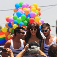 Witness one of the biggest pride celebrations in the world at Tel Aviv