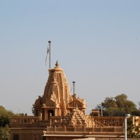 Lodurva, a temple to see and a love story for delight