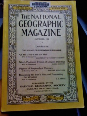 Cover of a 1926 issue