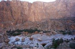 Des parois de 400 m au rocher fragile
