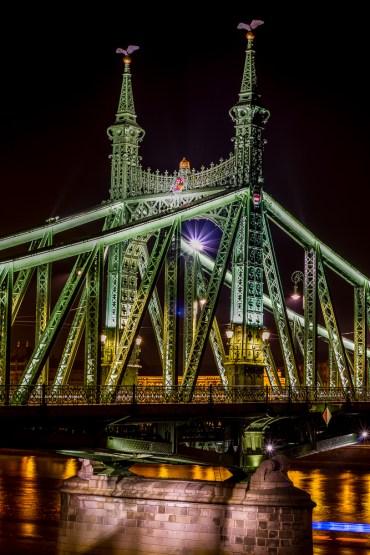 "Liberty Bridge (aka ""Green Bridge"")"