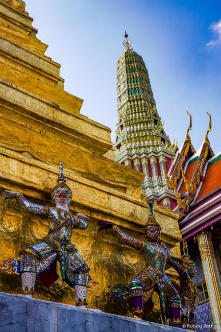 The Royal Palace of Bangkok