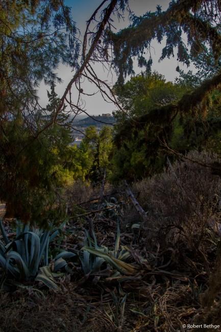Sunset from Mount Lycabettus