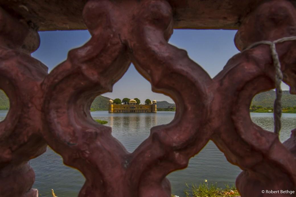 Jai Mahal: The Water Palace of Jaipur