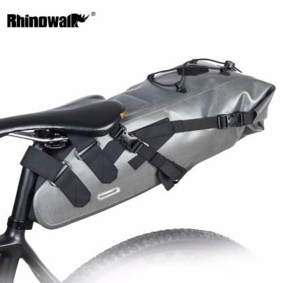 rhinowalk bag for road bike bike packing