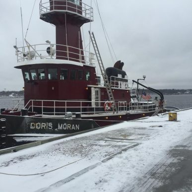 Working on Tugboats: What its like to be a deckhand and how to get