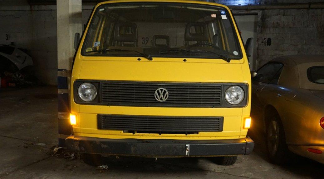 Hermis: VW Bulli T3