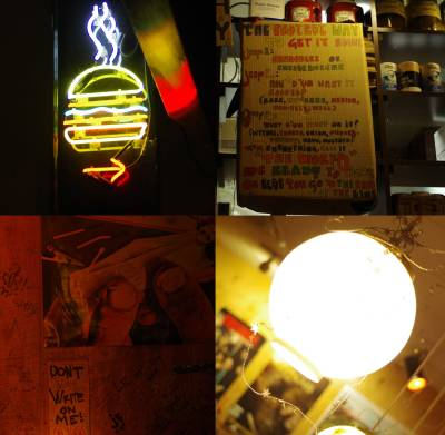 Le Burger Joint. New York