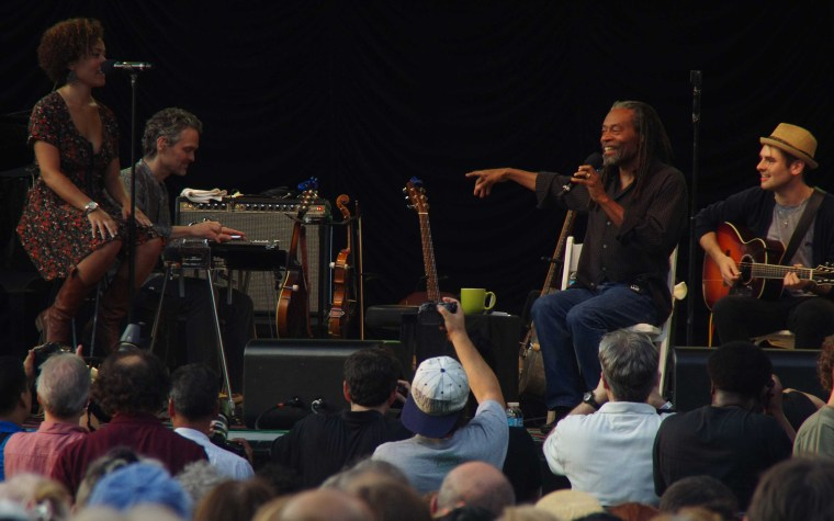 Bobby Mcferrin - Concierto - Central Park - New York