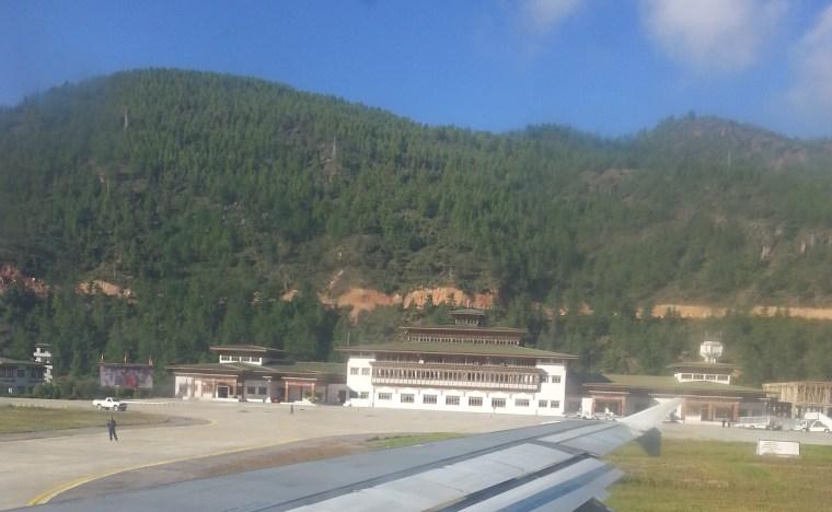 Aeropuerto Internacional de Paro (Bután)