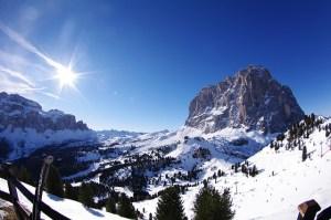 Dolomiti Ski: la estación de esquí en los Dolomitas, Italia