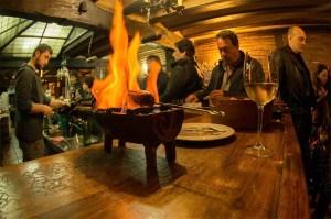 Chorizo al infierno en el Tulipán de Oro, Vitoria
