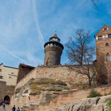 El Castillo Imperial de Nuremberg