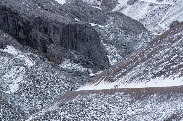 Rutas por los Picos de Europa desde el teleférico de Fuente Dé, Cantabria