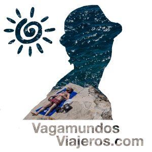 Vagamundosviajeros.com - logo de verano