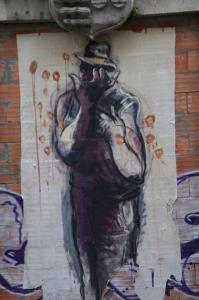 Mural en Oporto