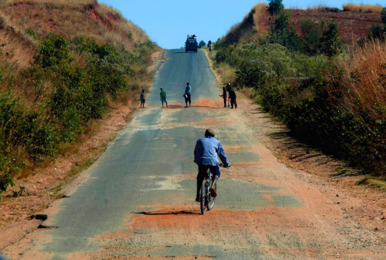 Carretera de Madagascar