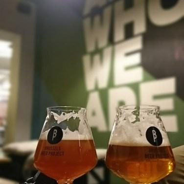 Brussels Beer Project, una cervecería moderna donde fabrican nuevas recetas financiadas por crowfunding