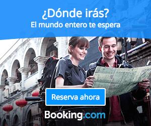 Encuentra tu alojamiento con Booking