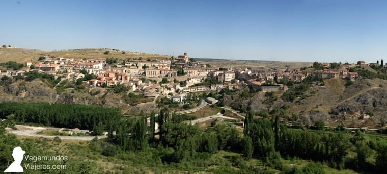 Sepúlveda es el principal pueblo de las Hoces del Duero