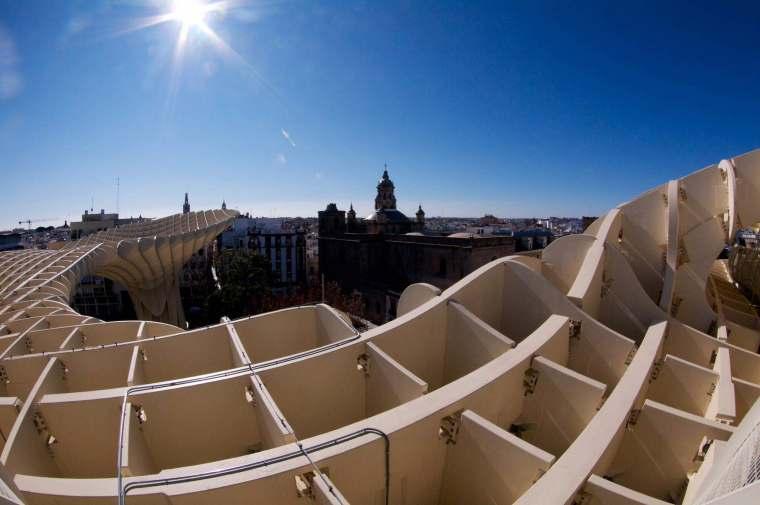 Mirador de las Setas de Sevilla