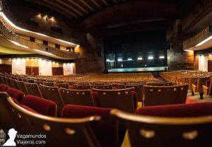Teatro de la Universidad Laboral, Gijón