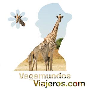 Logo primavera 2019 del blog Vagamundos Viajeros
