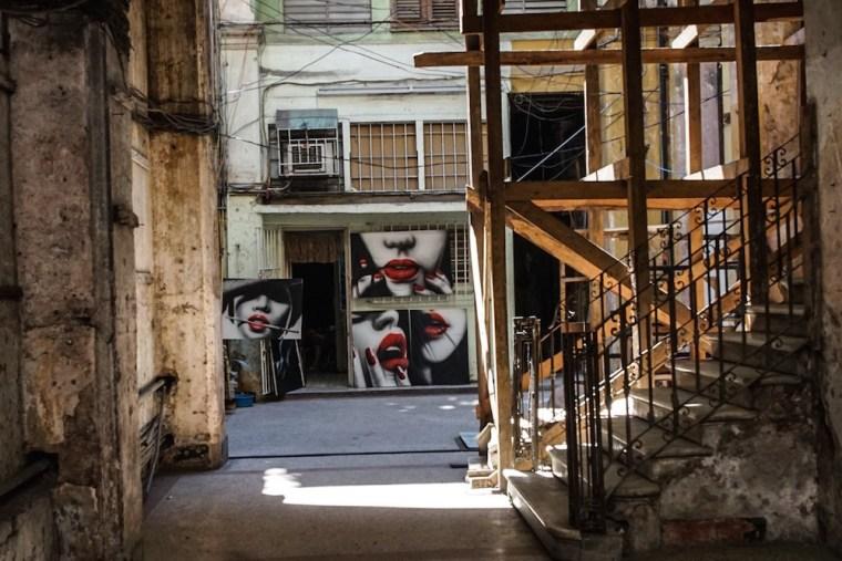 Casa en La Habana, Cuba