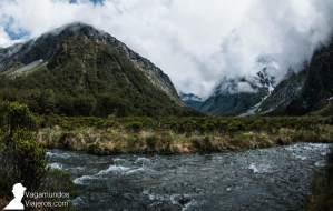 Milford Sound en Nueva Zelanda