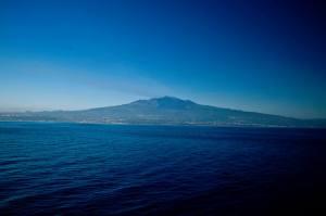 El volcán Etna, en Sicilia