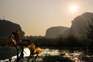 Amanecer en Ninh Binh, Vietnam