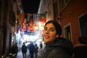 Bares y ambiente en el Barrio Alto, Lisboa