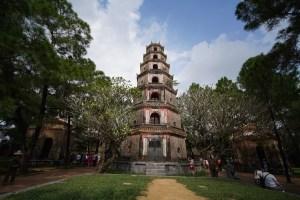 Pagoda de Thien Mu en Hue