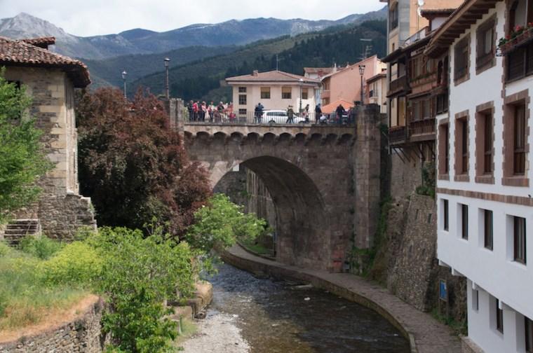 Puente Nuevo de Potes, Cantabria